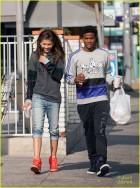 Previously rumored that the British actor was dating actress Nickelodeon, Ciara Bravo.